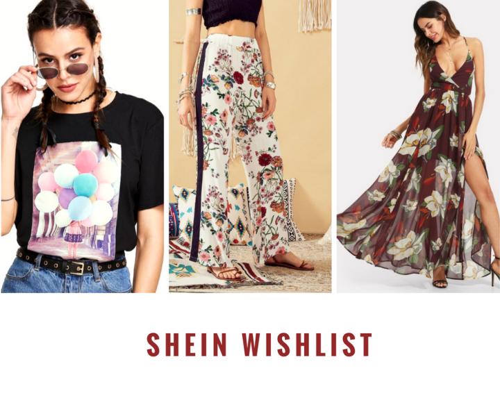 Outfits para primavera: SheinWishlist