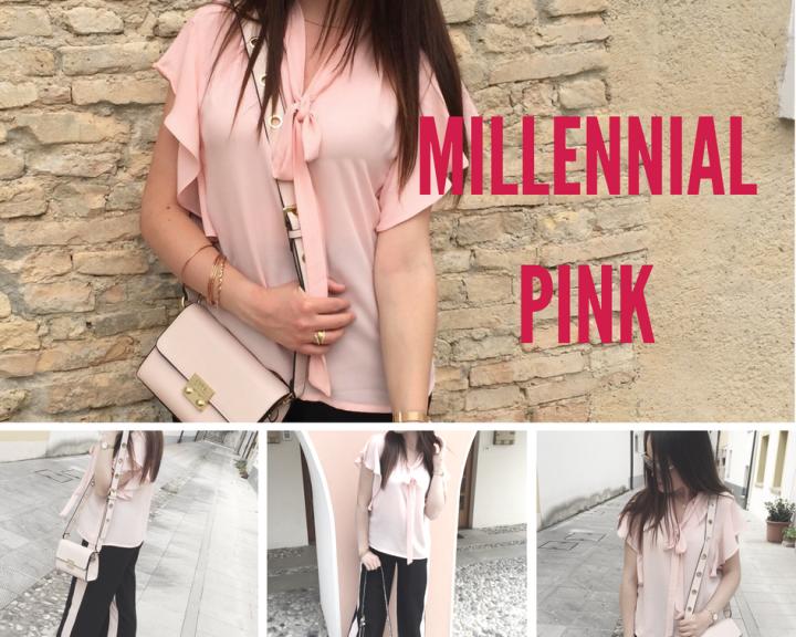 Millennial Pink: spring-summer 2018trend