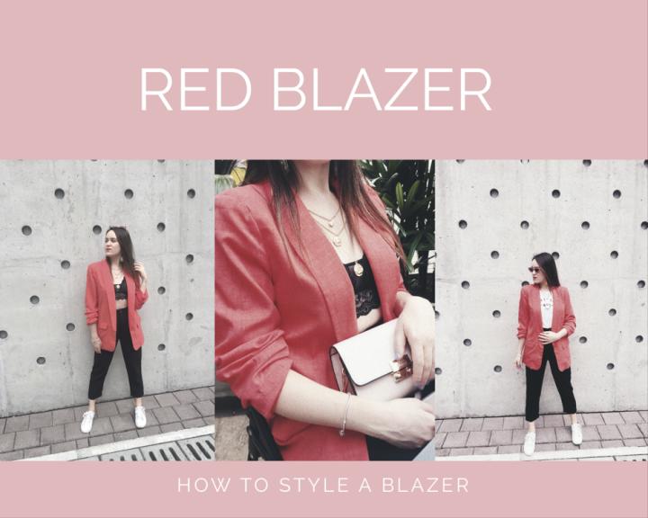 How to style ablazer