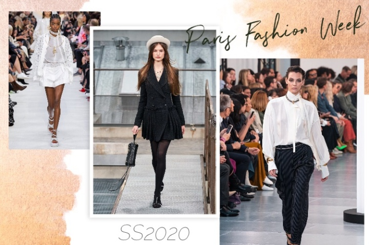 PARIS FASHION WEEK SPRING 2020
