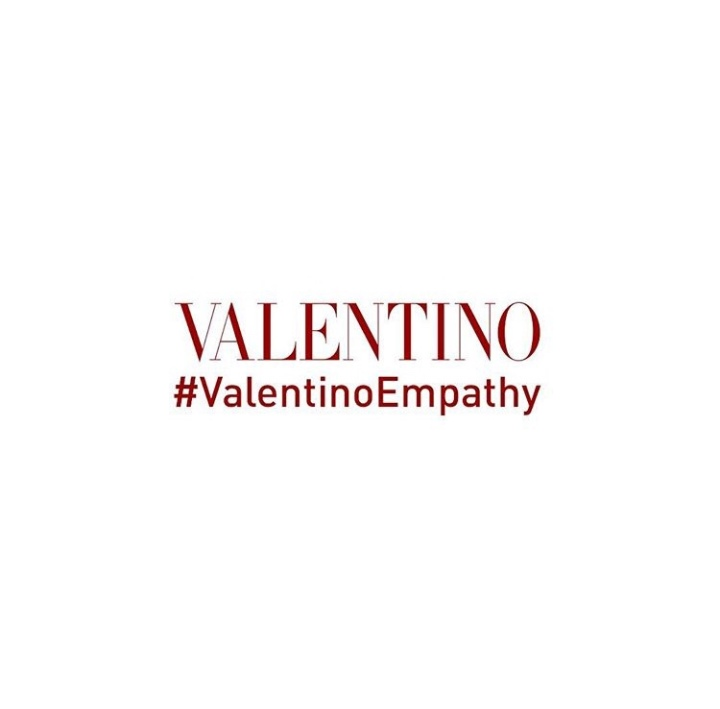 #ValentinoEmpathy la nueva campaña deValentino