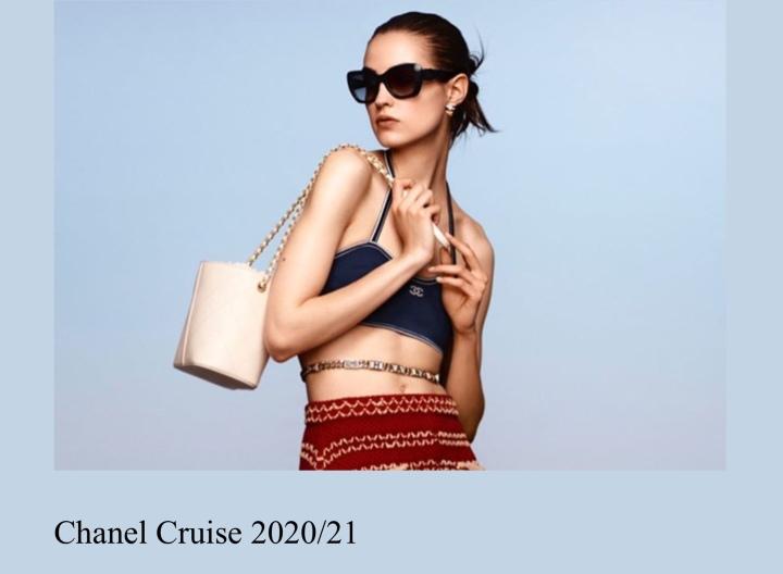 Chanel presenta Balade en Méditerranée, su colección crucero2020/21